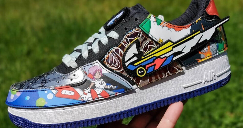 """NIKE AIR FORCE 1/1 """"MIGHTY SWOOSHERS"""